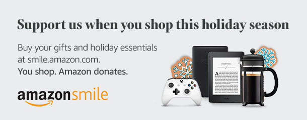 amazon smile holiday shopping 2017